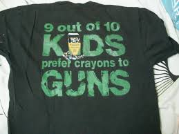 I cannot tell a lie: I owned this t-shirt
